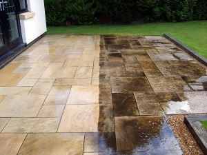 professional power washing services near Ballinteer